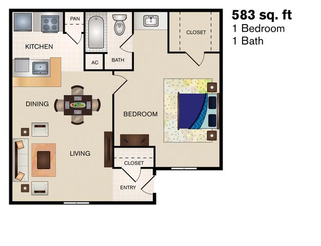 Acorn Hill floor plan