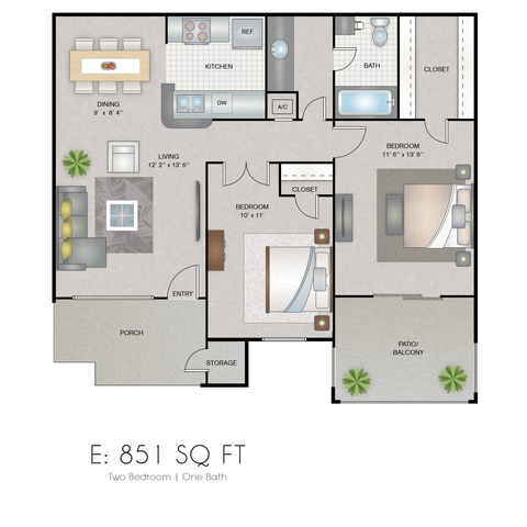 Findlay floor plan