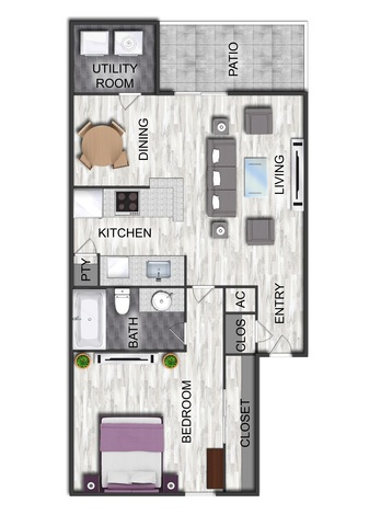 Driftwood Shores floor plan